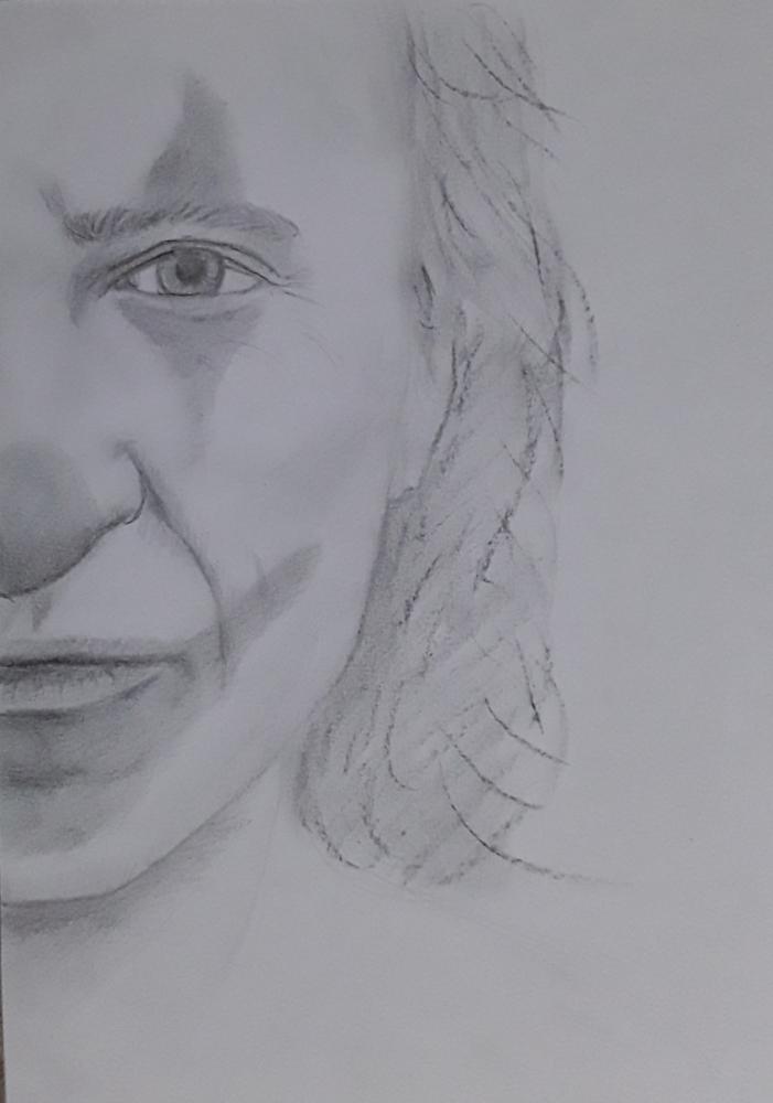 Joaquin Phoenix by Papero